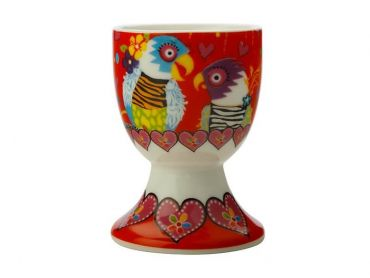 Love Hearts Egg Cup Tiger Tiger