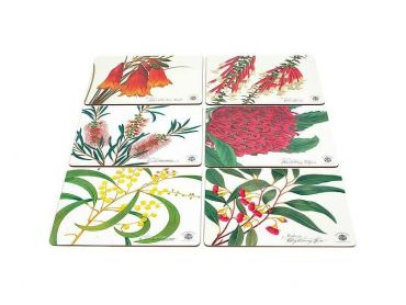 Botanic Placemat 34x27cm Set of 6